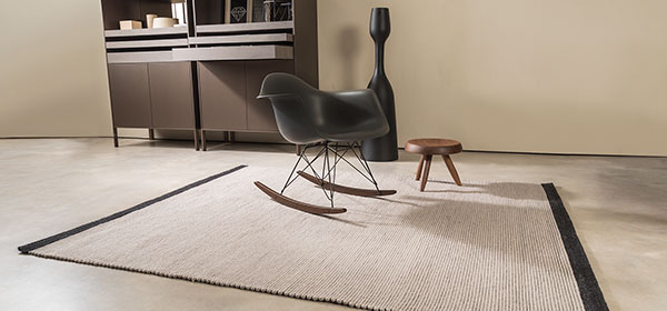 The new collection - domus - by remade carpet collections